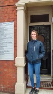 Image of Fiona at Northampton Clinic (Northampton)